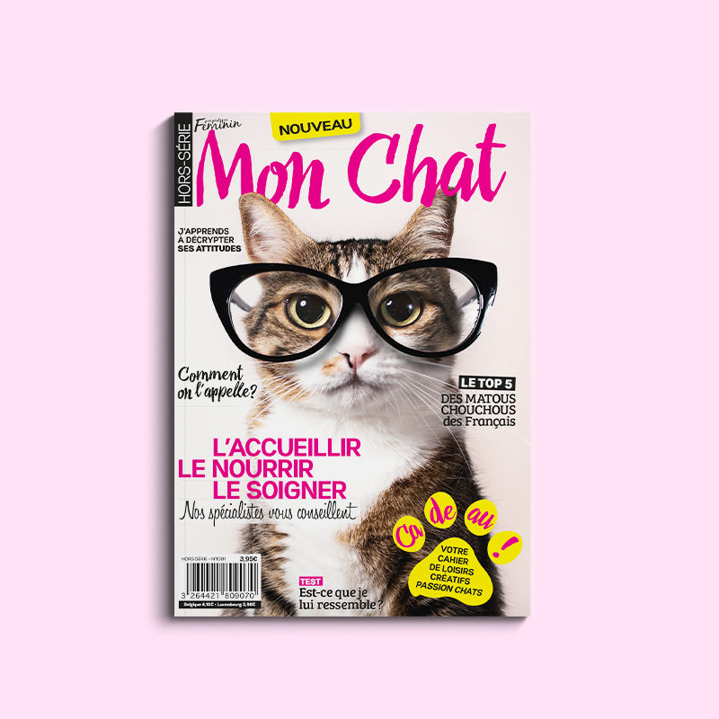 Mon Chat magazine by BeContent
