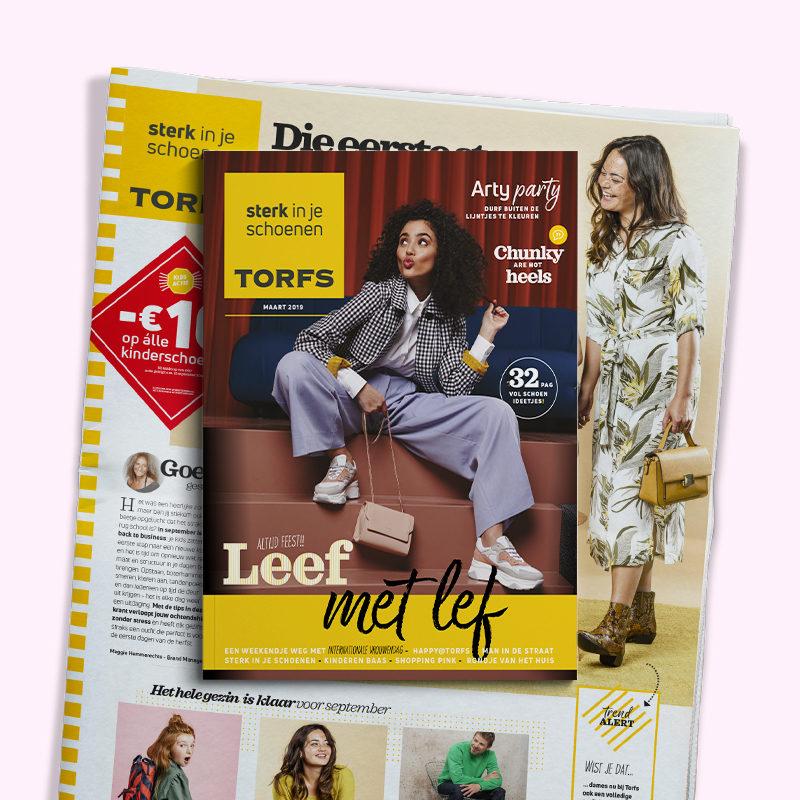 Torfs magazine